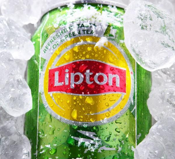 Lipton orange, eiskalt, 0,33 Liter