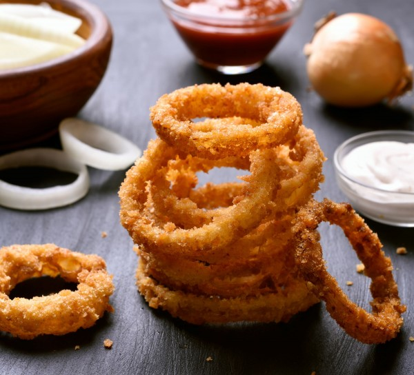 Our special Onion Rings for you