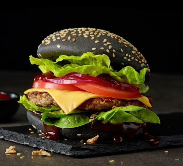 HamBurger Special mit hausgemachtem Brötchen und leckerem Rindfleisch